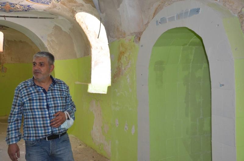 4 asırlık tarihi caminin onarılıp ibadete açılmasını istiyoruz