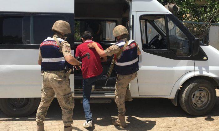 5 Ayrı Suçtan 9 yıl hapis cezası bulunan zanlı Siirt'te yakalandı