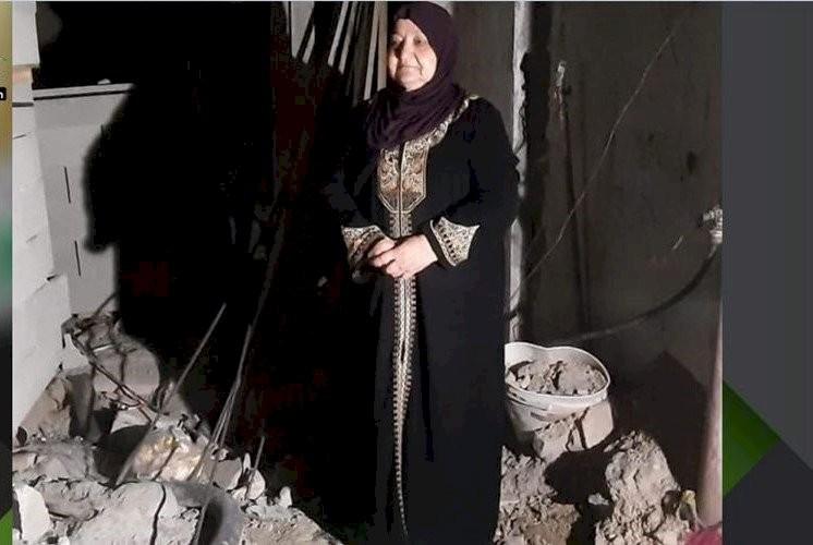 5 oğlu zindanda 1 oğlu şehid, evi 5. kez yıkıldı