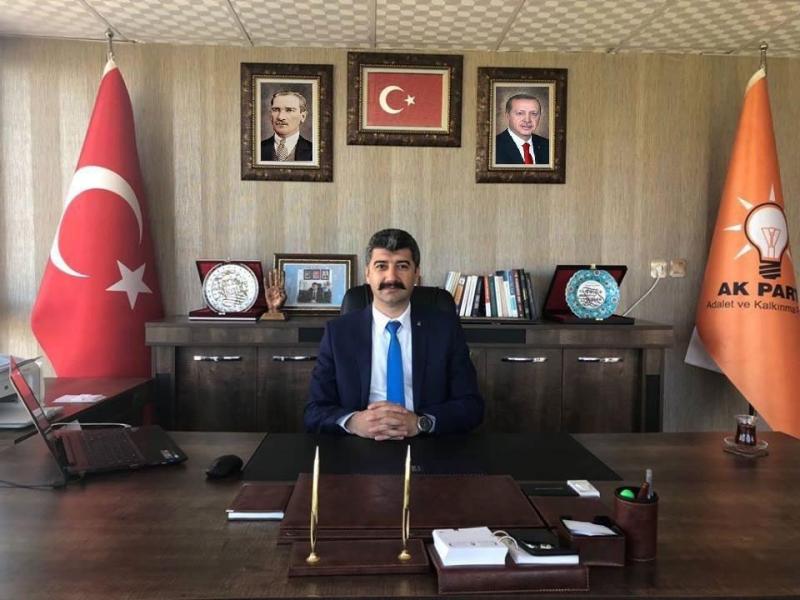 Ak Parti İlçe Başkanı Fariz Akgül'den  Bayram Mesajı