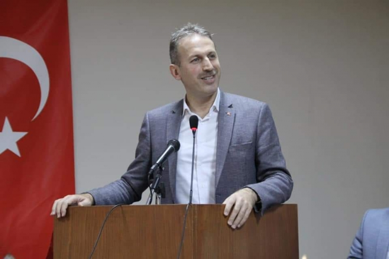 AK Parti Siirt İl Başkanı Çalapkulu istifa etti