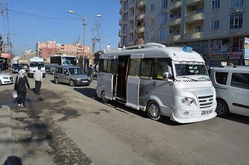 BATMAN'DA Minibüs ücretlerine zam, Vatandaşlardan Tepki