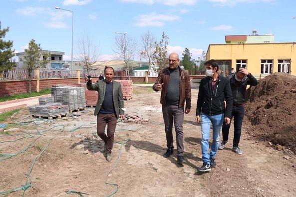 Belediye Başkanı Aydın  El Attı: Berfin Parkı'na revize