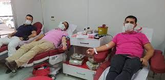 BİK Diyarbakır Şube Müdürlüğünden Kızılay'a Kan Bağışı