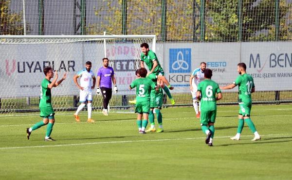 Bursa Yıldırımspor - Siirt İl Özel İdaresi Spor maç sonucu: 3-0