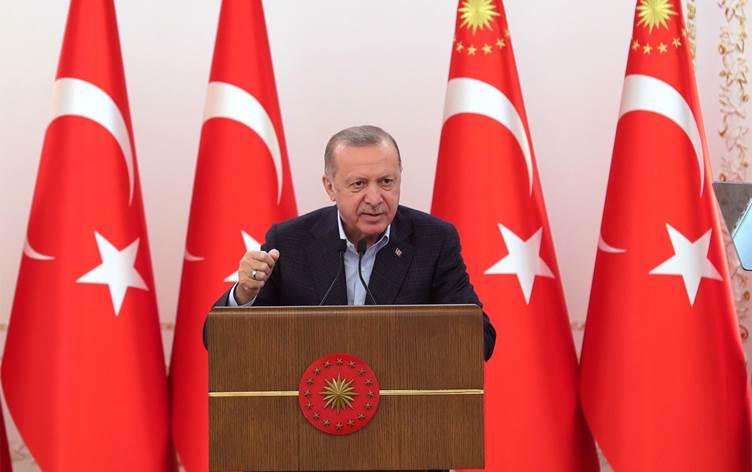 Cumhurbaşkanı Erdoğan: Terör devleti artık tüm sınırları aşmış durumda