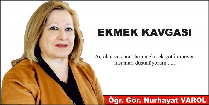 EKMEK  KAVGASI