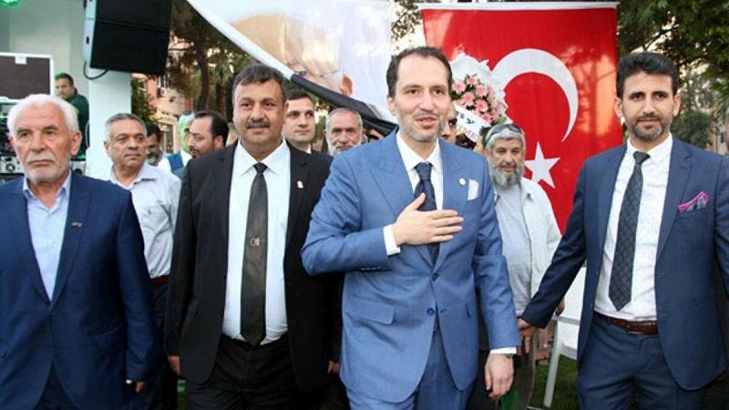ERBAKAN'DAN MECLİS'E 'ABD' ÇAĞRISI: 'KIZILDERİLİ SOYKIRIMI' KARARI ALALIM!