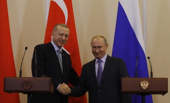 Erdoğan-Putin görüşmesi sona erdi. İşte 10 maddelik mutabakatın detayları...