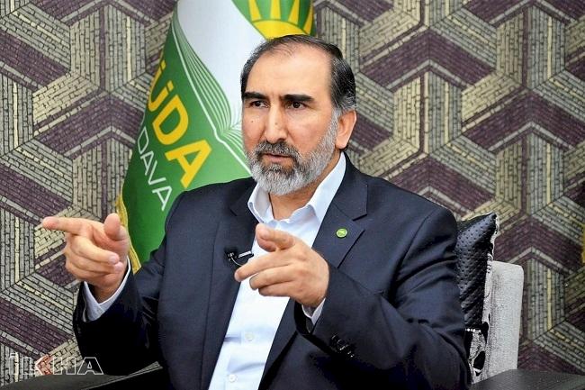 HÜDA PAR : Müslüman devletler ordularını israil'e yöneltsin