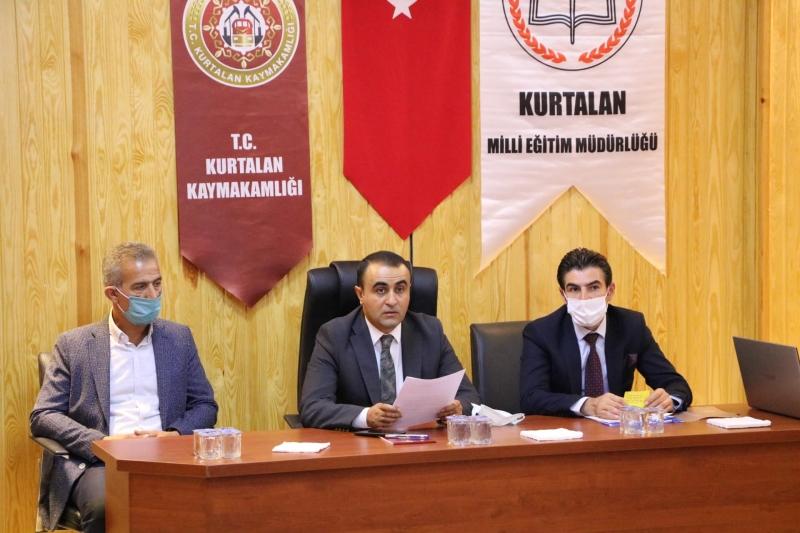 Kaymakamlığın Köylere Hizmet Götürme Birliği Toplantısı