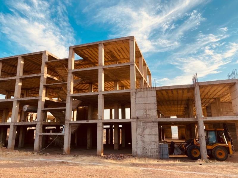 Külliye Bina İnşaatı İçin Hayırseverlere Destek Çağrısı