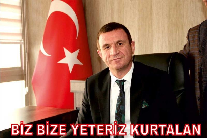 Kurtalan'da AK Parti'den yardım seferberliği