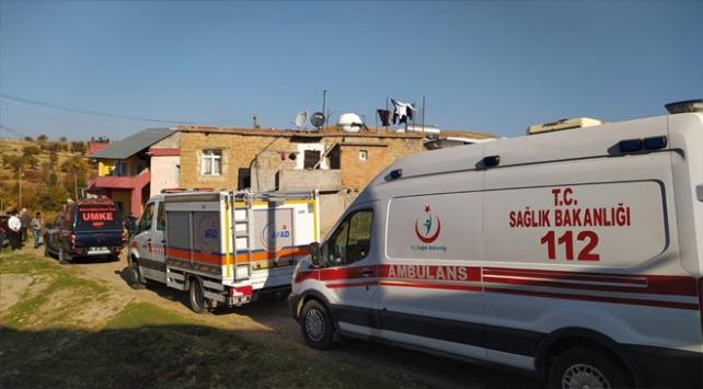 Kurtalan'da depremde ağır hasarlı 7 bina tespit edildi