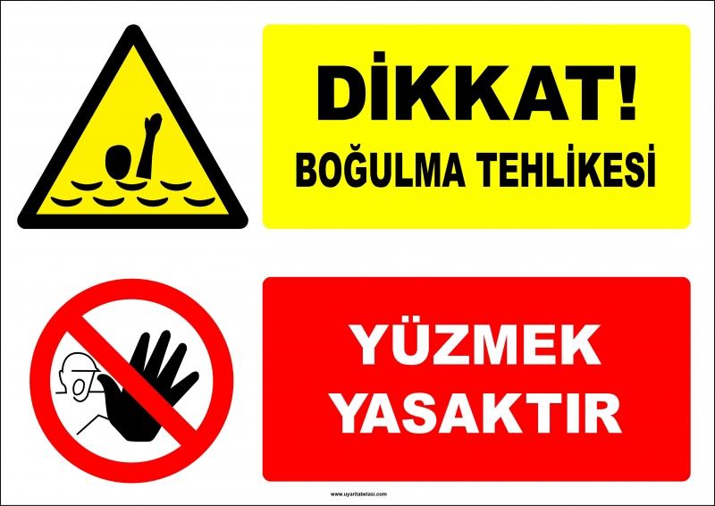 Kurtalan'da göl, gölet, akarsu ve su kanalları  yüzmek yasaklandı
