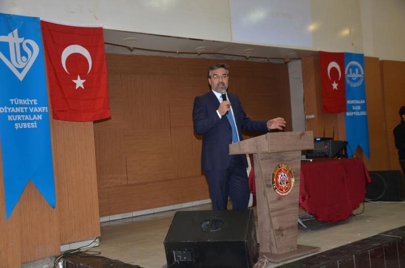 Kurtalan'da Mevlid-i Nebi haftası kutlandı