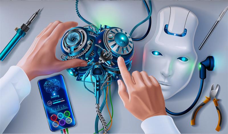 Kurtalan'da Robotik Kodlama ve Yazılım Eğitimi