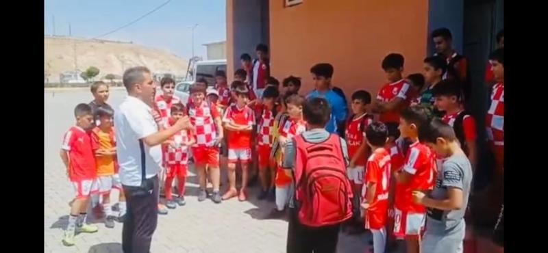 Kurtalan'ın Futbol'da  Yükselen Kulübü Kurtalan Kültür Spor