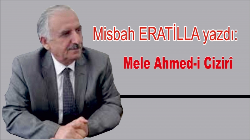 Mele Ahmed-i Cizirî