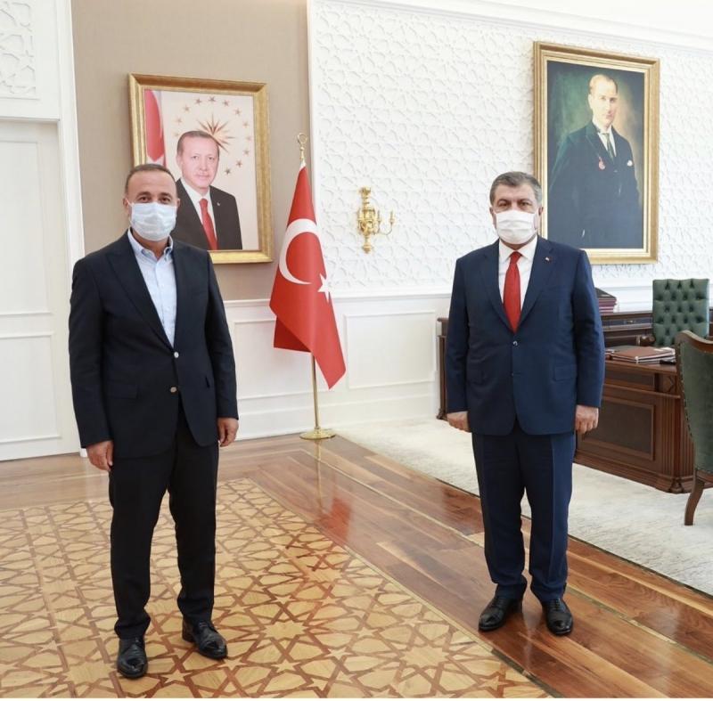 Osman Ören, İlimize 84 Doktor Ataması Yapılacak