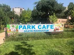 PARK CAFE OLDU  LEZZET PARK !