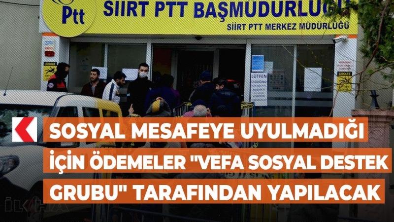 PTT BANK VE KAMU BANKALARINA BAŞVURU YAPMAYIN
