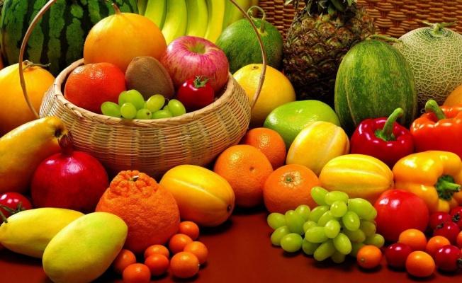 Sebze ve meyve alınacaktır