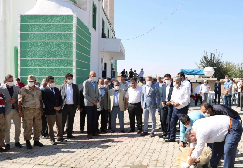 Seyit Hasan Camisi Açıldı