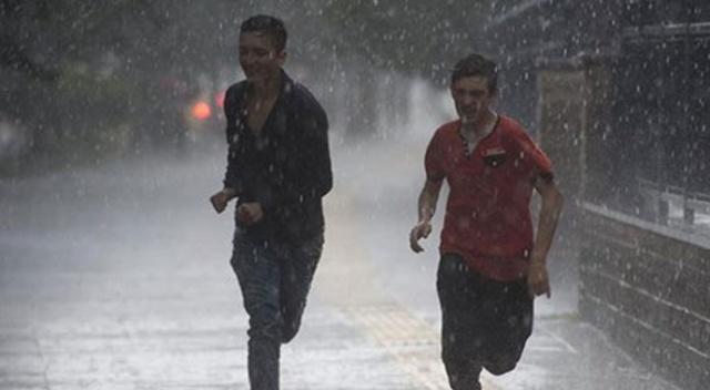 Siirt için sağanak yağış uyarısI