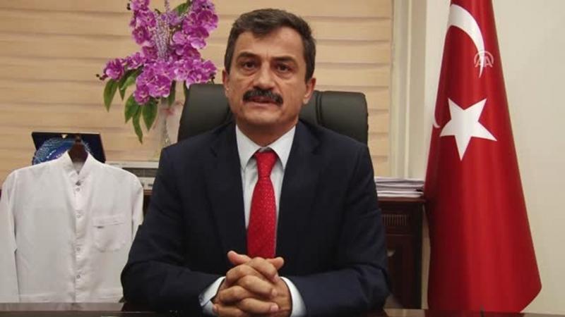 Siirt İl Sağlık Müdürü Dr. Erol Emre Ömür koronavirüse yakalandı.