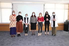 Siirt Valisinin Eşi Güney Hacıbektaşoğlu, dünya kadınlar günü etkinliğine katıldı