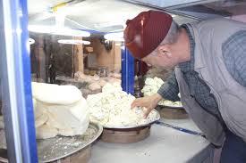 Siirt'te Açıkta Peynir Satışına  İzin Verilmeyecek