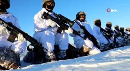 Siirt'te 'Eren-6 Mergelo' operasyonu başlatıldı