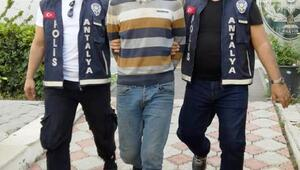 Siirt'te gözaltına alınan yankesici tutuklandı.