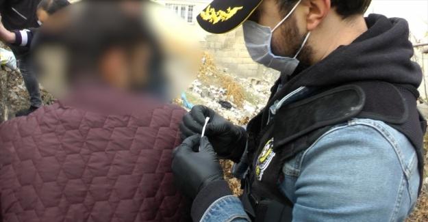 Siirt'te son bir yılda uyuşturucu operasyonlarında 414 kişi yakalandı