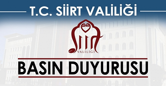SİİRT'TEN İZMİR'E YARDIM KAMPANYASI