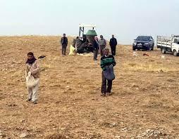 Sokağa çıkma kısıtlamasından muaf tutulan çiftçiler tarlanın yolunu tutabilecek....