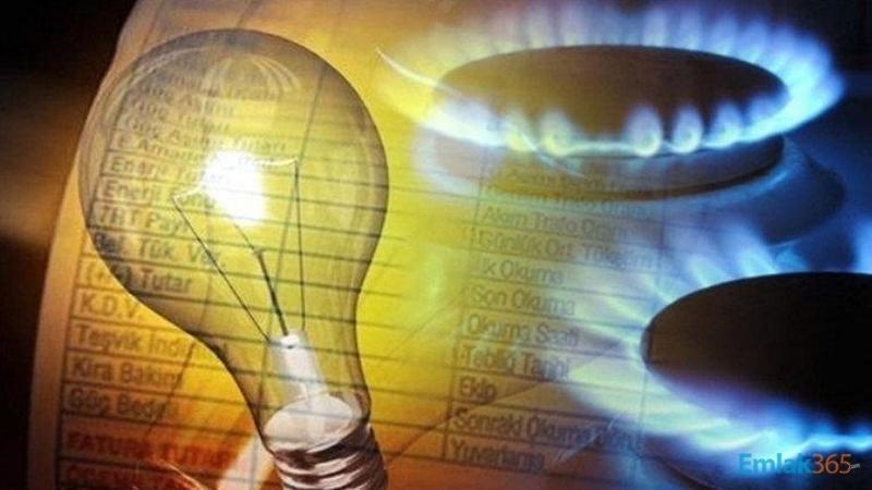 Tam Kapanmada Elektrik ve Doğal Gaz Faturalarında Son Ödeme Tarihi Değişecek!