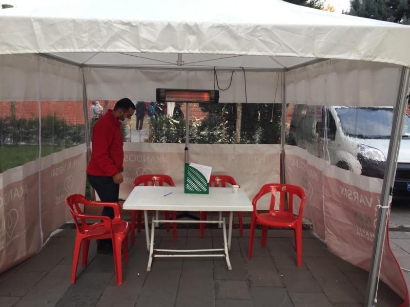 Türk Kızılay Siirt Şubesinden kan bağışı çağrısı