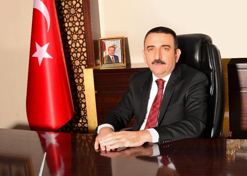 """Vali Osman Hacıbektaşoğlu'nun """"Gaziler Günü"""" Kutlama Mesajı"""