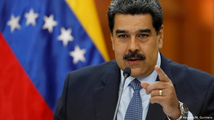 Venezuela Devlet Başkanı Maduro'dan Arap halkına ve liderlerine Filistin çağrısı