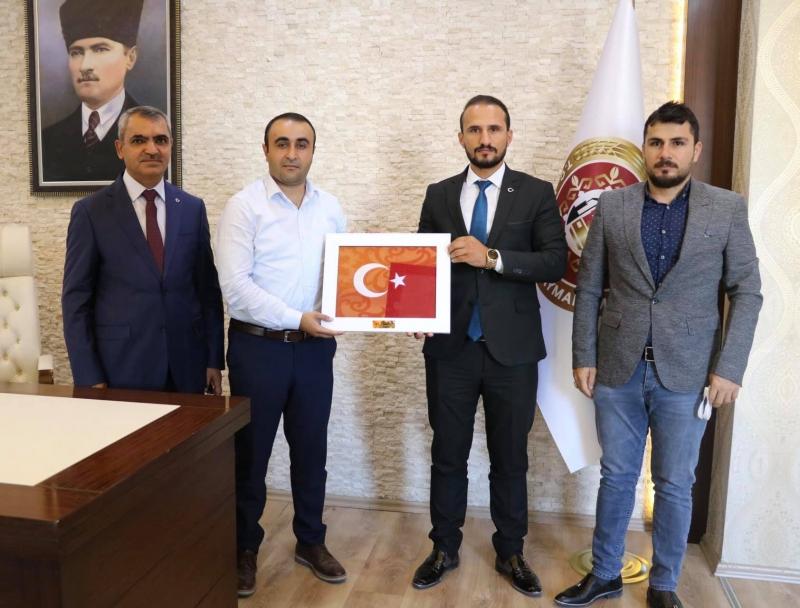 Anadolu Güvenlik Korucularından Ziyaret