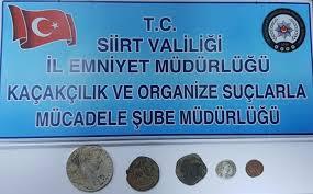 TARİHİ ESER KACAKCILARINA OPERASYON