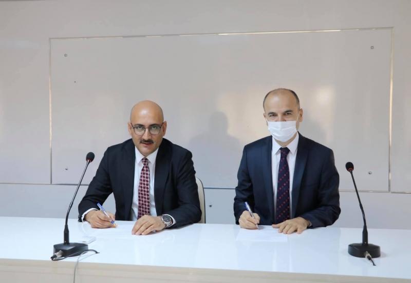 Yeni Yapılacak Modern Sanayi Sitesi İçin İmzalar Atıldı!