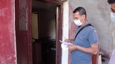 2 günde 1500 ihtiyaç sahibine evinde ödeme yapıldı