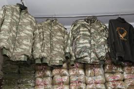 Askeri malzeme satın alınacaktır