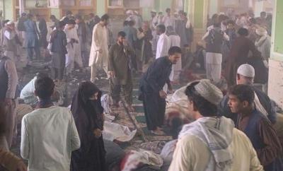 İŞGALCİ ABD ÜSTLERİNDE PATLAMAYAN BOMBALAR HER NE HİKMETSE CAMİİLERDE PATLIYOR