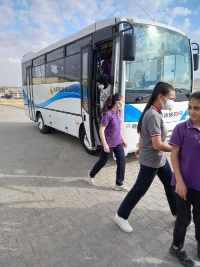 Kurtalan Belediyesinden Öğrencilere Ücretsiz Okul Servisi Hizmeti