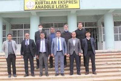 Ortaöğretim Okul Müdürleri   Bilgilendirme Toplantısı Yapıldı