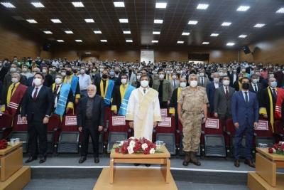 Siirt Üniversitesi Akademik Yılı Açılış Töreni Gerçekleştirildi